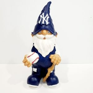 MLB Team Gnome NY Yankees Forever Collectibles NWT